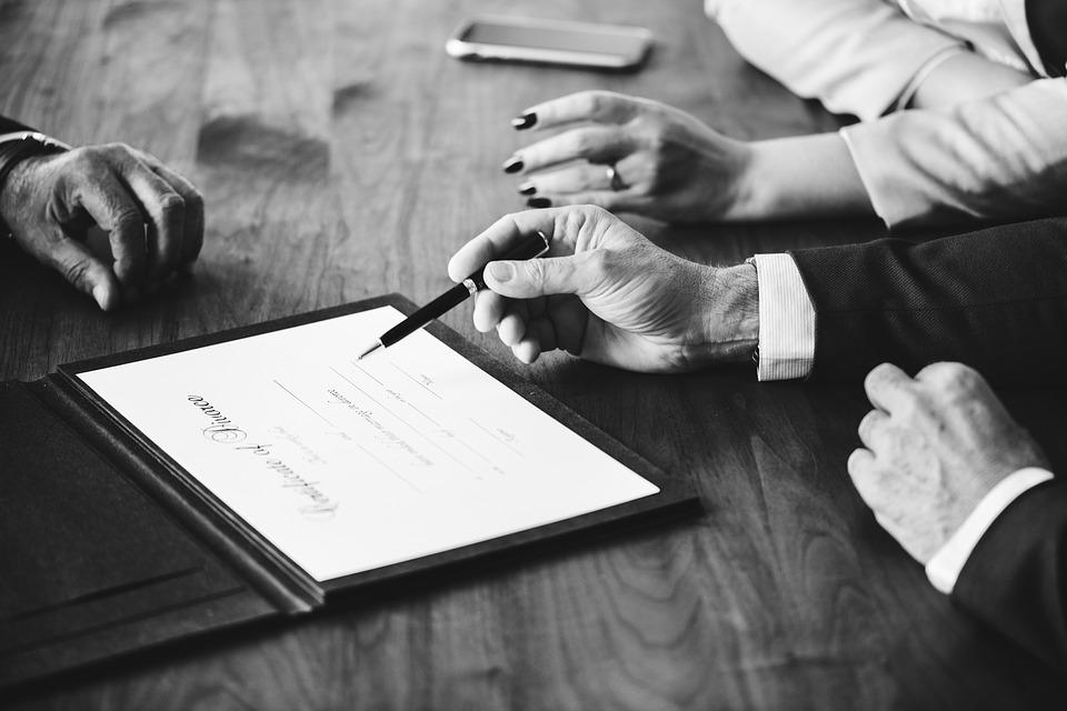 TFR – DIVORZIO: QUANDO NASCE IL DIRITTO DELL'EX CONIUGE