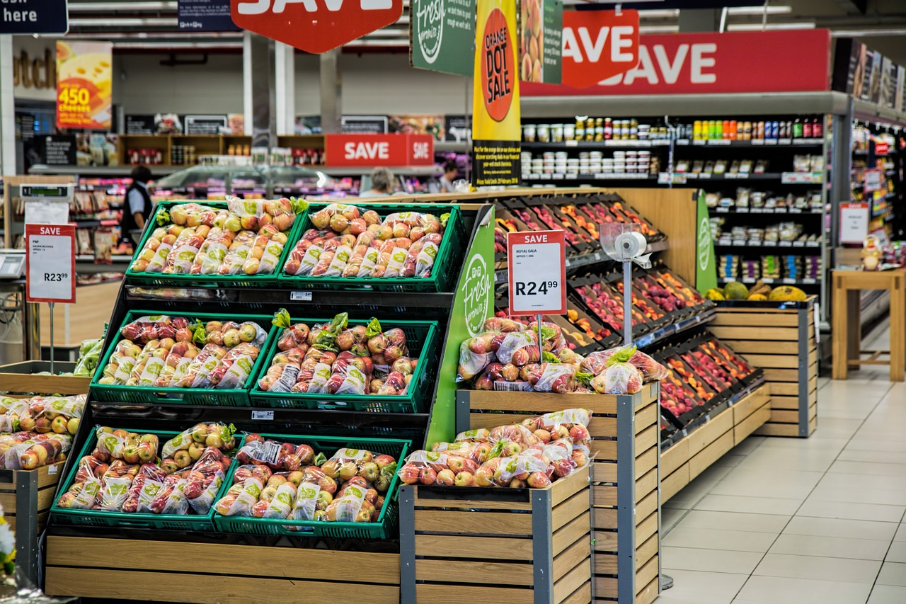 Il risarcimento per la caduta nel Supermercato